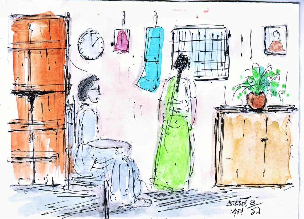 lost-eyes-banaphul-short-story-illustration