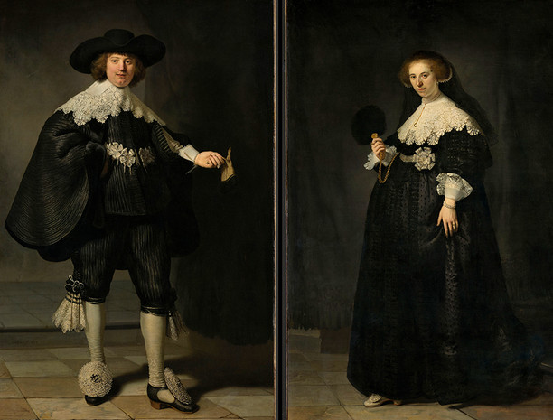 Beloveds Reunite, Patient Recovers: the Story of Three Paintings by Rembrandt