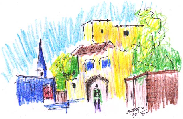 color-pencil-drawing