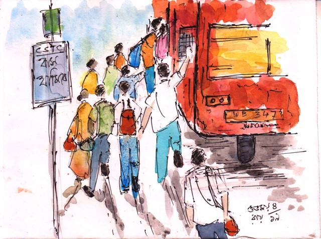 urban-sketching-line-and-wash-sketch